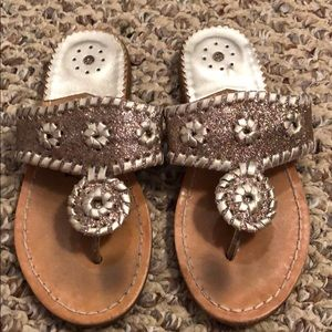 Jack Rogers girls sandals 13.